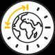 Convert Time Zone Logo